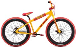SE Bikes Fat Ripper 26W 2019 - BMX Bike