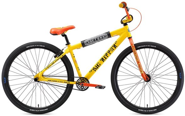 SE Bikes Dogtown Big Ripper 29W 2019 - BMX Bike   BMX-cykler