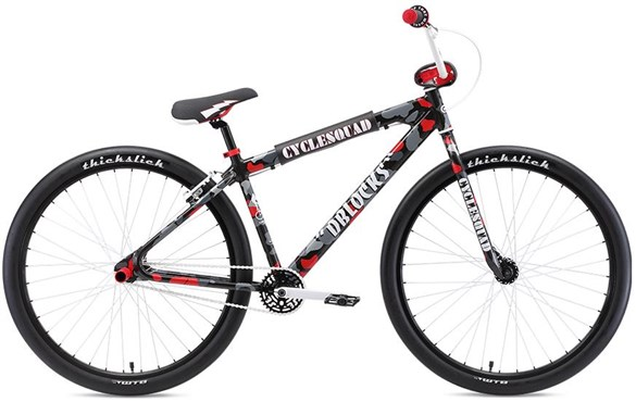 SE Bikes DBlocks Big Ripper 29W 2019 - BMX Bike | BMX-cykler