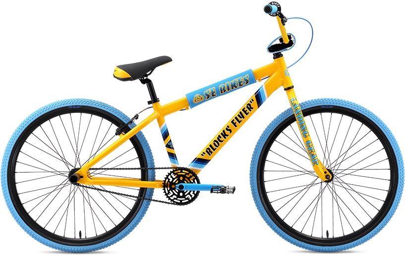 SE Bikes Blocks Flyer 26W 2019 - BMX Bike | BMX