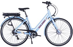 Raleigh Array E-Motion Low Step 700c Womens - Nearly New - M 2018 - Electric Hybrid Bike