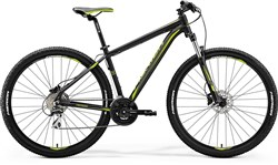 Merida Big Nine 20-D 29er - Nearly New - L Mountain Bike 2018 - Hardtail MTB