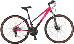 "Claud Butler EXP 2.0 Low Step Womens - Nearly New - 16"" 2018 - Hybrid Sports Bike"