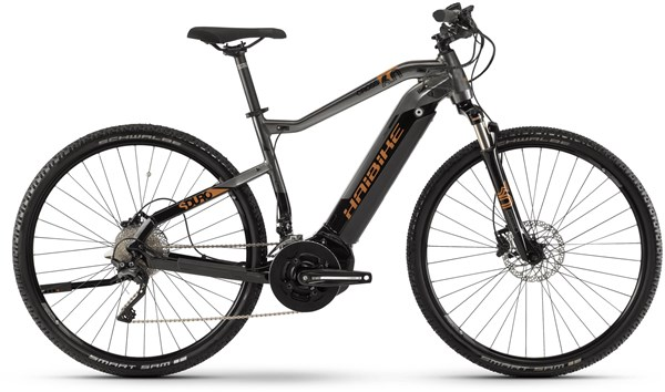 Haibike SDURO Cross 6.0 2019 - Electric Hybrid Bike