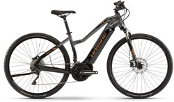 Haibike SDURO Cross 6.0 Womens 2019 - Electric Hybrid Bike