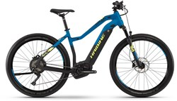 Haibike SDURO Cross 9.0 Womens 2019 - Electric Hybrid Bike