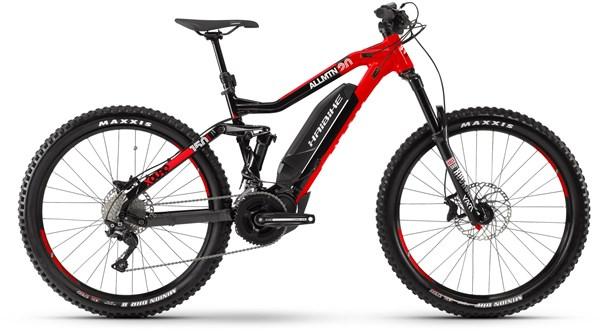 "Haibike XDURO AllMtn 2.0 27.5"" 2019 - Electric Mountain Bike"