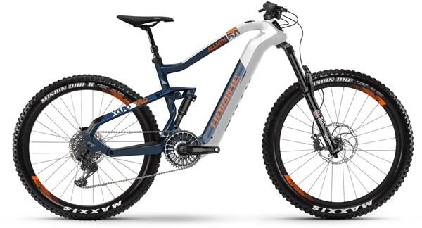 "Haibike XDURO AllMtn 5.0 FlyOn 29"" 2020 - Electric Mountain Bike"