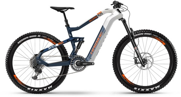 "Haibike XDURO AllMtn 5.0 FlyOn 29"" 2020 - Electric Mountain Bike"