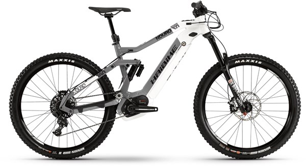 "Haibike XDURO Nduro 3.0 27.5"" 2019 - Electric Mountain Bike"