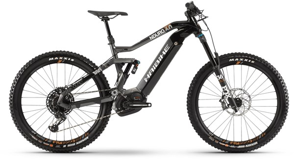 "Haibike XDURO Nduro 6.0 27.5"" 2019 - Electric Mountain Bike"