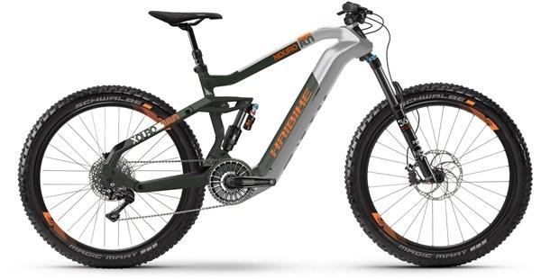 "Haibike XDURO Nduro 8.0 FlyOn 27.5"" 2020 - Electric Mountain Bike"