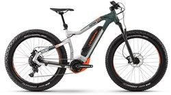 "Product image for Haibike XDURO FatSix 8.0 26"" 2019 - Electric Mountain Bike"