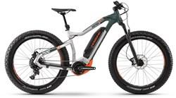 "Haibike XDURO FatSix 8.0 26"" 2019 - Electric Mountain Bike"