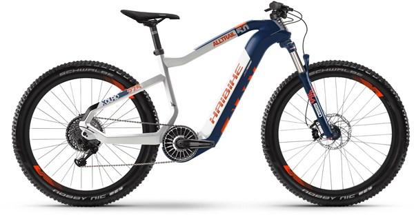 "Haibike XDURO AllTrail 5.0 FlyOn 27.5"" 2020 - Electric Mountain Bike"