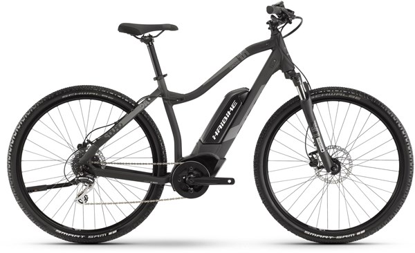 Haibike SDURO Cross 1.0 700c Womens 2019 - Electric Hybrid Bike