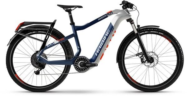 Haibike XDURO Adventr 5.0 2020 - Electric Hybrid Bike