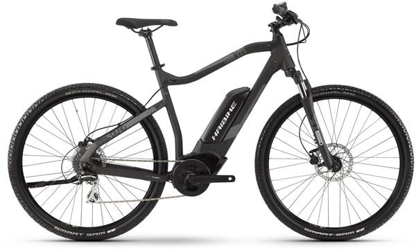 Haibike SDURO Cross 1.0 700c 2019 - Electric Hybrid Bike