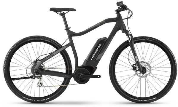 Haibike SDURO Cross 1.0 700c 2019 - Electric Hybrid Bike