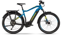 Haibike SDURO Trekking 9.0 2019 - Electric Hybrid Bike