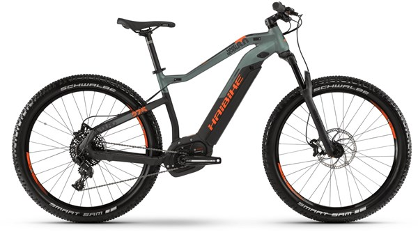 "Haibike SDURO HardSeven 8.0 27.5"" 2019 - Electric Mountain Bike"