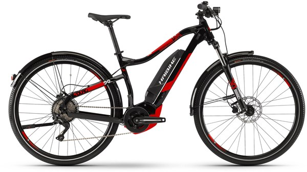 Haibike SDURO HardNine 2.5 Street 29er 2019 - Electric Mountain Bike
