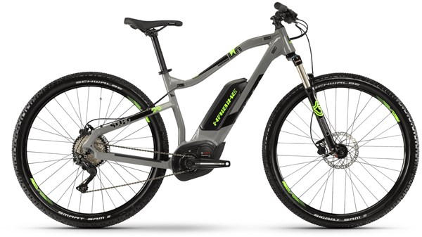 Haibike SDuro Mountain Electric Bicycles-full suspension/hardtail/fat wheels