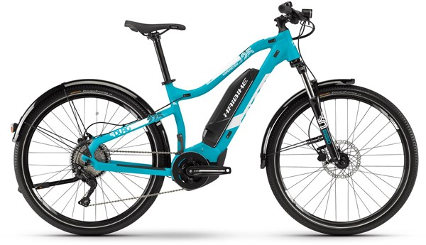 "Haibike SDURO HardSeven Life 2.5 Street Womens 27.5"" 2019 - Electric Mountain Bike"