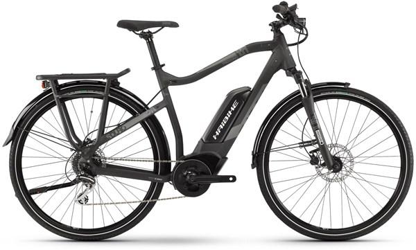 Haibike SDURO Trekking 1.0 2019 - Electric Hybrid Bike | City-cykler