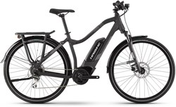 Haibike SDURO Trekking 1.0 Womens 2019 - Electric Hybrid Bike
