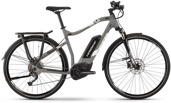 Haibike SDURO Trekking 3.0 2019 - Electric Hybrid Bike
