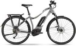 Haibike SDURO Trekking 3.0 Womens 2019 - Electric Hybrid Bike