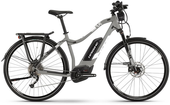 Haibike SDURO Trekking 3.5 Womens 2019 - Electric Hybrid Bike
