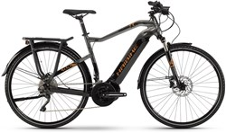 Haibike SDURO Trekking 6.0 2019 - Electric Hybrid Bike