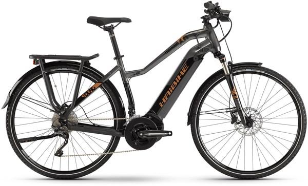 Haibike SDURO Trekking 6.0 Womens 2019 - Electric Hybrid Bike