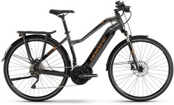 Haibike SDURO Trekking 6.0 Womens 2019 - Electric Hybrid Bike