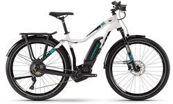 Haibike SDURO Trekking 7.0 Womens 2019 - Electric Hybrid Bike