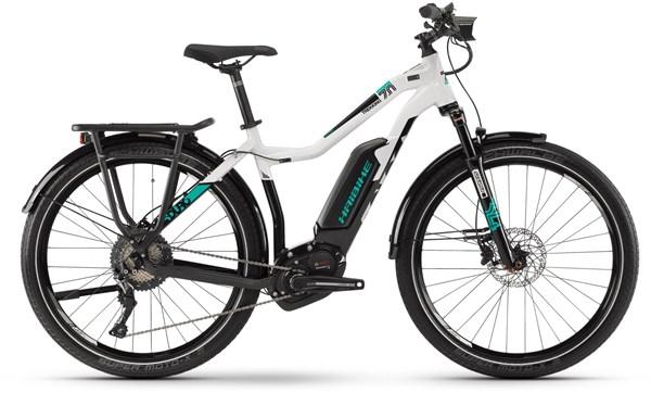 Haibike SDURO Trekking 7.0 Womens 2019 - Electric Hybrid Bike