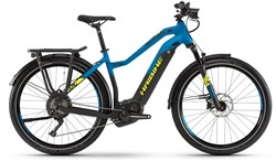Haibike SDURO Trekking 9.0 Womens 2019 - Electric Hybrid Bike