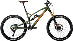 "Nukeproof Mega 275 Carbon Factory 27.5"" Mountain Bike 2019 - Enduro Full Suspension MTB"