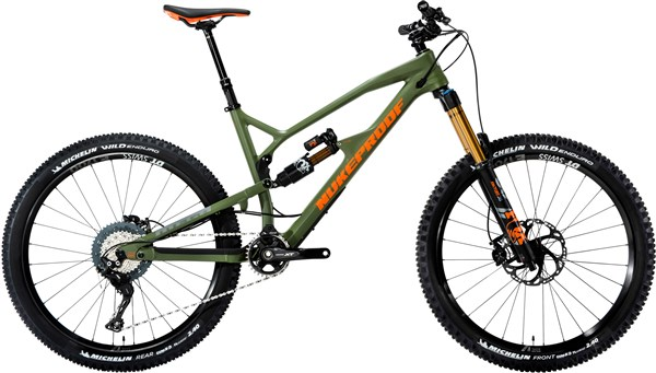Nukeproof Mega 275 Carbon Factory 27.5 Mountain Bike 2019 - Full Suspension MTB