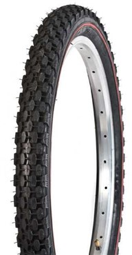 "Raleigh Knobbly Kids 20"" Tyre Red Stripe"