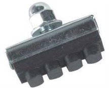 Product image for Raleigh Stud Pattern Road Brake Blocks