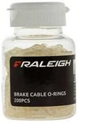 Raleigh Brake Cable O-Rings