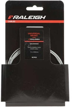 Raleigh Universal Galvanised Brake Wire Cable | item_misc