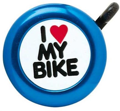 Raleigh Bell With I Love My Bike Design
