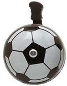 Raleigh Bell With Soccer Ball Design