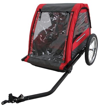 Raleigh Entrepid 2 Seater Child Trailer