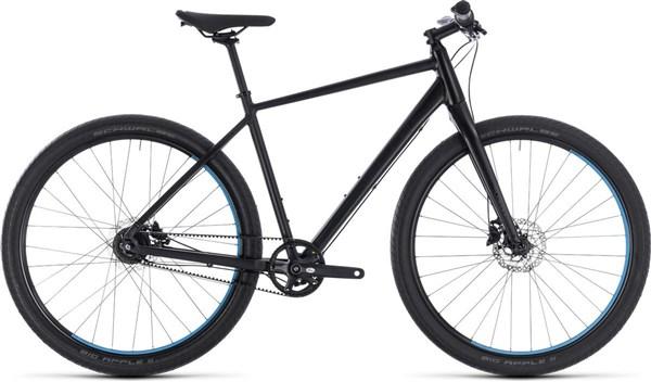 Cube Hyde Pro - Nearly New - 58cm 2018 - Hybrid Sports Bike | City-cykler