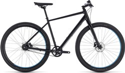 Product image for Cube Hyde Pro - Nearly New - 58cm 2018 - Hybrid Sports Bike